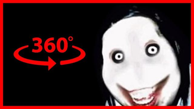 360 Jeff The Killer | VR Horror Experience