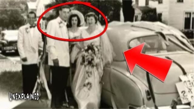 When A Man Saw A Lost Video Of His Parents' 1953 Wedding, He Was Struck By An Amazing Revelation