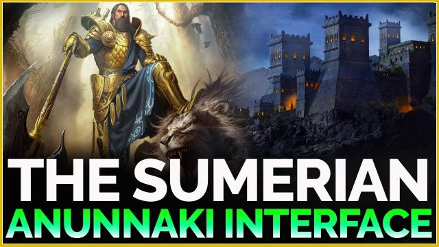 The Heavenly Visitors of Sumer...(The 4600 Year Old Anunnaki Interface)