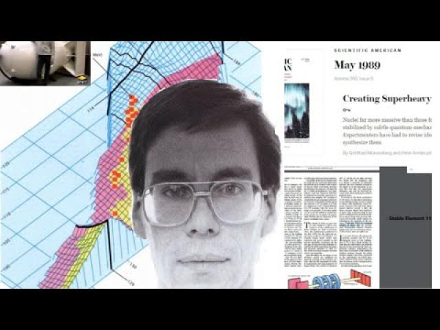Bob Lazar - Element 115  - BOMBSHELL!! MIC DROP...