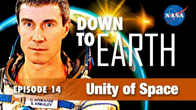 Down to Earth – Unity of Space