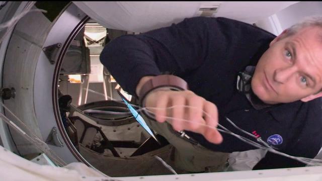 Crew Demo-1 Mission | Hatch Closing