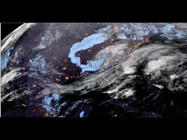 Nor'Easter #3 in 10 days a 33 mb BombOGenesis Atlantic Winter Hurricane?