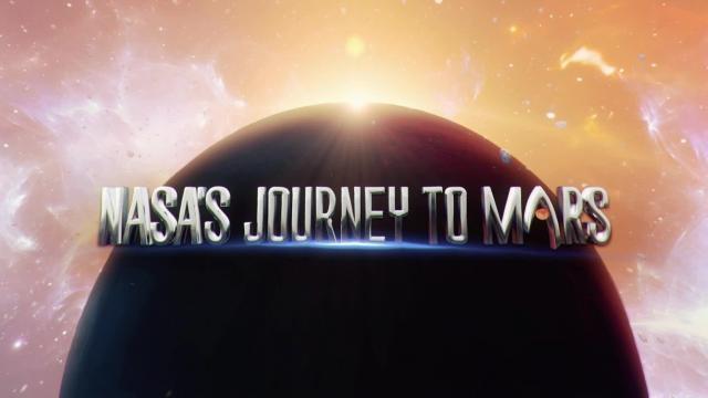 Journey of a Lifetime – Mars