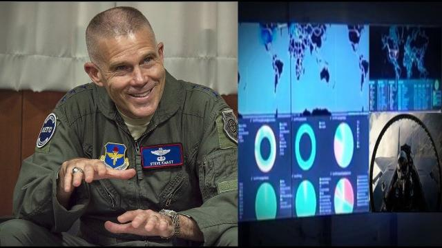 USAF general says Space Force tech 'will get people anywhere on Earth in 1 hour'