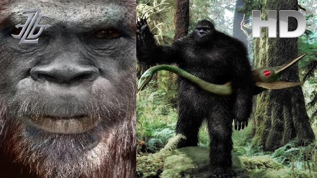 Cutting Edge Bigfoot Theories That Show We May Have Got This Creature All Wrong