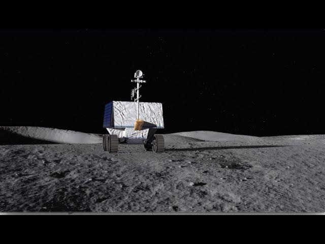 Where will NASA's VIPER rover land on moon? Site selected
