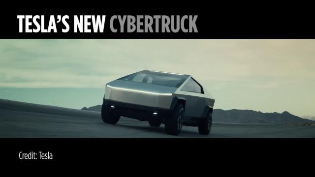 Tesla's New Cybertruck Made From Same Steel as SpaceX Starship
