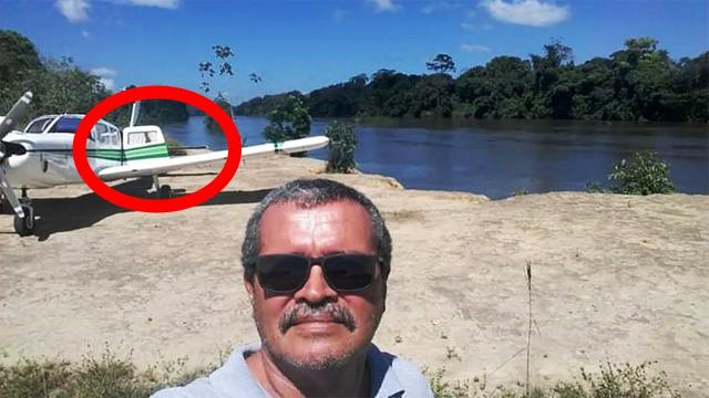 A Pilot Was Forced To Make An Emergency Landing In The Amazon – But Then He Vanished Without A Trace