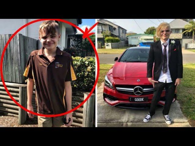 Everyone laughed at the business idea of a boy with AUTISM… 2 years later, they are jealous of him.