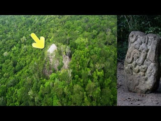 The Amazing Mayan Ruins of El Mirador