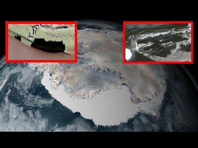 Ancient Harbor and Castle found in Antarctica