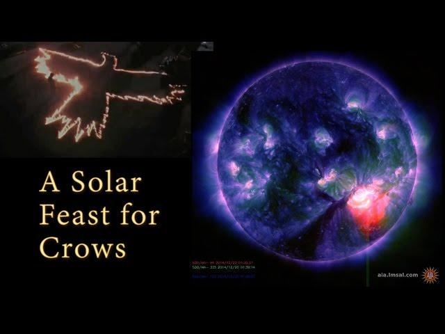 Solar Feast of Crows - Enter the Sun Dragon part IV