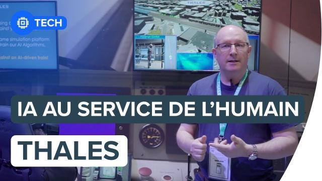 Thales et l'IA au service de l'humain | Futura