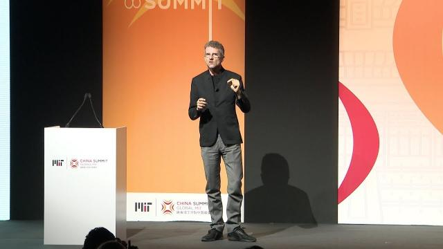 MIT China Summit: Carlo Ratti