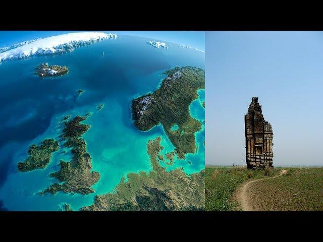 Archaeologists Find  Lost Ancient Stone Age Settlement Beneath the North Sea