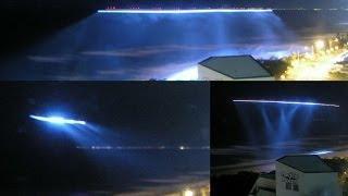 WebCam UFO Sightings, Strange Lights 2013