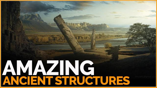 The Secret Megalithic Builders...(Strange Artefacts and Mysterious Archaeology)