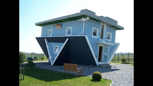 16 Jaw-Dropping Houses That Defy Belief