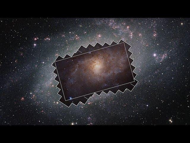 Hubblecast 115 Light: Triangulum Galaxy in unrivalled detail