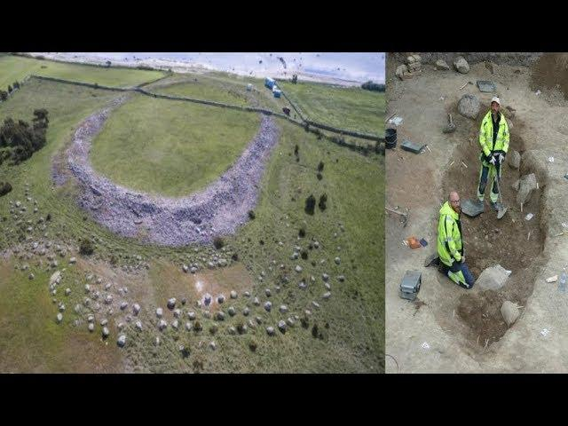 A New Ancient Discovery In Sweden Leaves Archaeologists Stunned