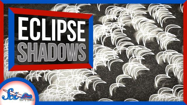 Why Solar Eclipses Create Those Crescent-Shaped Lights