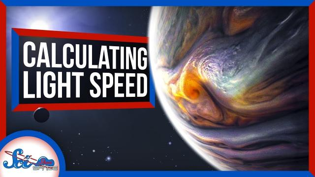 How Jupiter's Moons Showed Us the Speed of Light