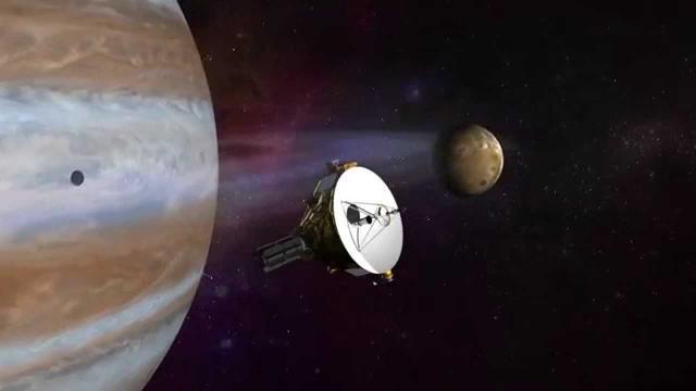 New Horizons : le voyage de la sonde vers Pluton