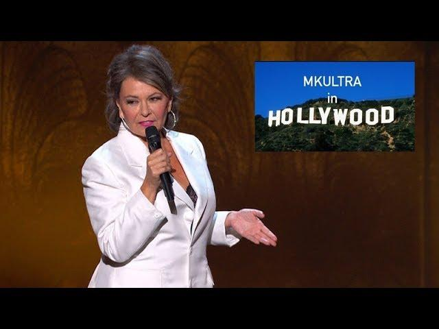 Actress Roseanne Barr 'MK Ultra Rules in Hollywood'