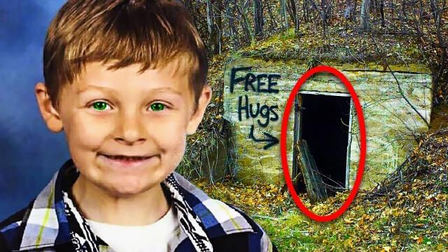 This Boy Goes Missing for 2 Years: When Rescuers Find Him, They're Frozen By What's Lying Beside Him