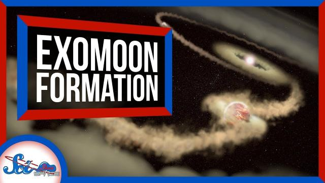 This Image Might Show Exomoons Forming! | SciShow News
