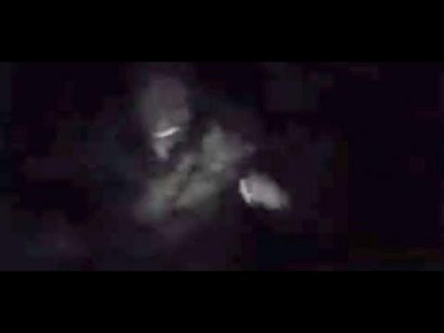 'Bigfoot' charges towards boy in new footage