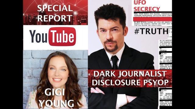 1/1 UFO DISCLOSURE PSYOP! DID TOM DELONGE & CIA PUNK THE NY TIMES? DARK JOURNALIST
