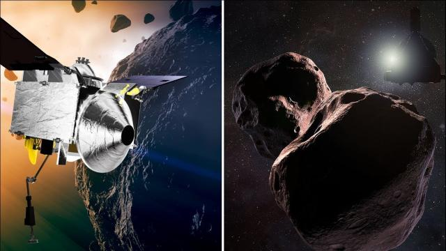 Coming Soon: Two Out-of-This-World Planetary Encounters
