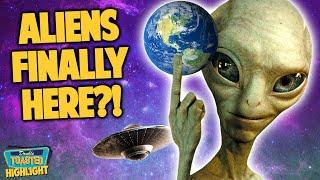 UFO VIDEOS RELEASED BY THE PENTAGON | Double Toasted