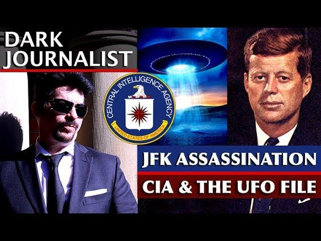 DARK JOURNALIST & LINDA MOULTON HOWE: CIA  UFO FILE SECRET & THE JFK ASSASSINATION!