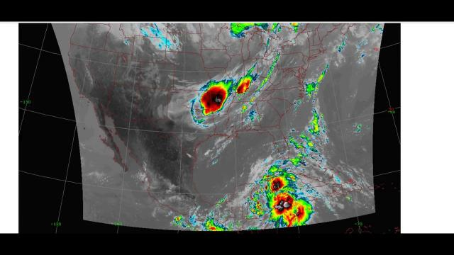 BREAKING! Monster Storm THREATENS Eastern N. America Seabaord & Gulf of Mexico population!