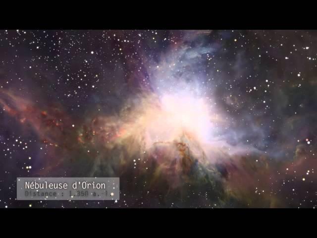 Les mystères de l'Univers : rencontre avec de séduisantes nébuleuses