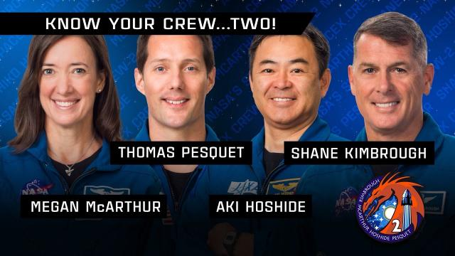 Know Your Crew...Two!