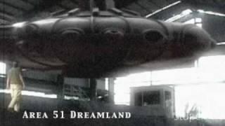 UFO Sighting Inside Area 51 declassified 2011