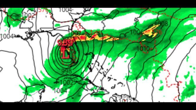June 7th Florida Hurricane*/Tropical Storm WATCH!