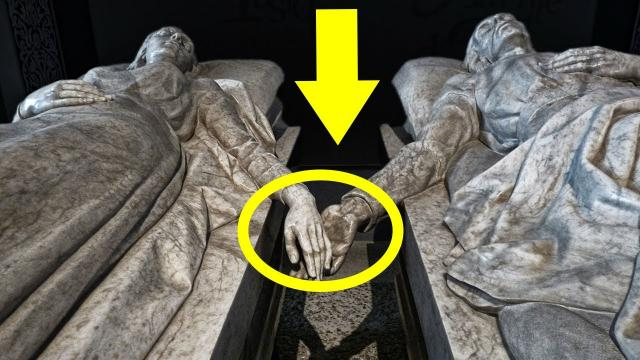 When Two Mummified Bodies Were Dug Up, Locals Claimed They Held The Key To A Mysterious Legend