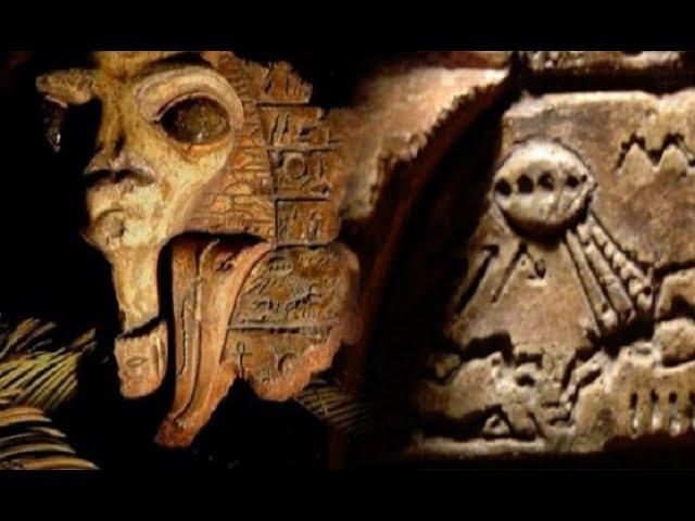 Alien Egyptian Artifacts Discovered In Jerusalem Kept Secret By Rockefeller Museum