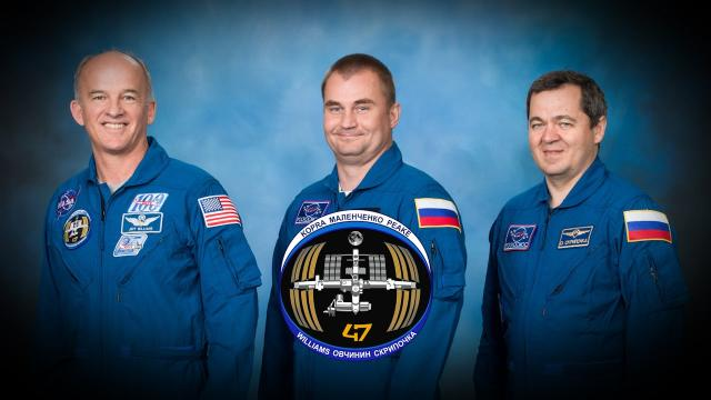 Expedition 47 Crew  Final Qualification Exams