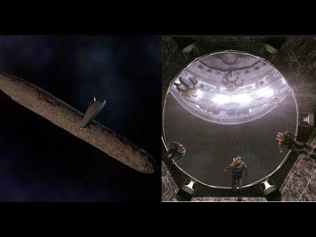 """The Interstellar Object 'Oumuamua' was explored by a """"Secret Space Mission"""""""
