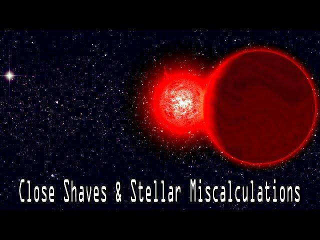 Binary Stars whizzed passed our Solar System. When?