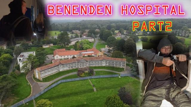WHY DID THEY LEAVE THIS HOSPITAL Benenden Hospital Urbex Part2