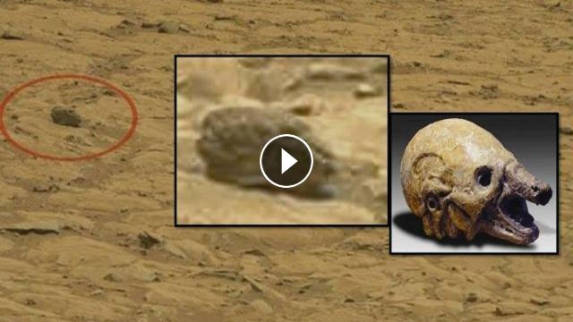 alien artifacts on mars - photo #20