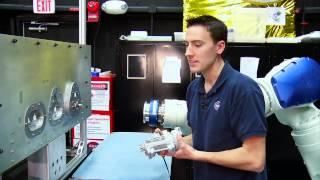 Dangerous Propellents Tested for Robotic Satellite Refueling | Ground Test Video