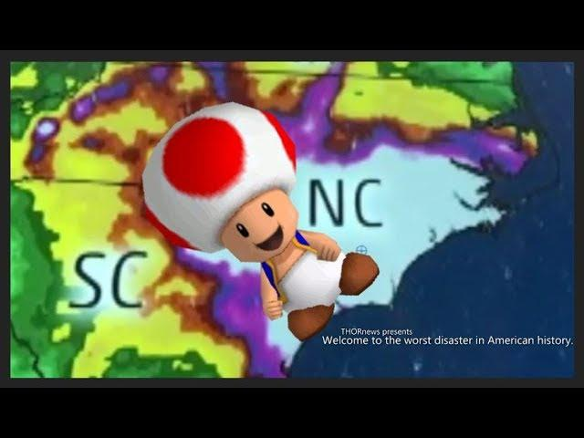 Worst Weather Disaster in USA has just begun - NC & East Coast